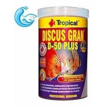 Discus Gran D 50 - Plus 380g Nova Formula Tropical