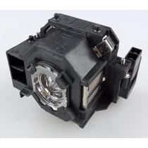 Lâmpada Para Projetor Epson S5/s6 Modelo: Elplp41