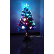 Árvore De Fibra Ótica Com Estrelas De Led 180cm-bivolt