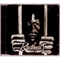 Racionais Mc´s Cd 1994 Coletânea Novo, Lacrado E Original