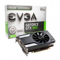 Vga Evga Geforce Gtx960 4gb Opengl 4.4 Transporte Grátis