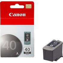 Cartucho Canon 40 P/ip1300,ip1600,ip1700,ip1800,ip1900,etc