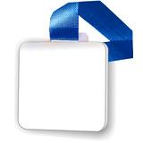 Medalha Branca Para Personalizar