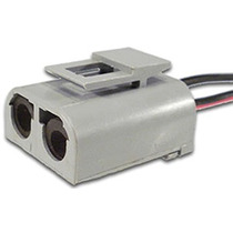 Chicote Conector 2 Vias Sensor Interruptor Pressao Oleo Atx