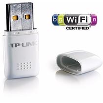 Adaptador Wireless Usb Mini Tp-link Wn-723n 150mbps