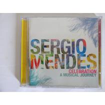 Cd Sergio Mendes - Celebration A Musical Journey - Duplo