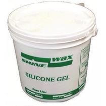 Silicone Gel 3,6 Kg. + Jet Cera Líquida Pós Lavagem - 50 Lit