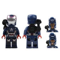 Brinquedo Lego Homem De Ferro Lacrado+ Míssil + Frete Grátis