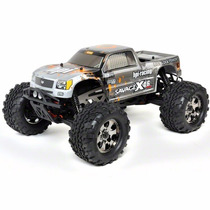 Carro Hpi Savage X 4.6 Nitro 1/8 2.4ghz Rtr 109083 Rc