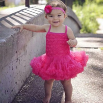Vestido Boby Infantil Bailarina