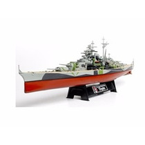 Navio German Couraçado Tirpitz 43 1:700 Forces Of Valo 86008