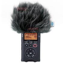 Protetor De Vento Gravador De Voz Digital Tascam Zoom Sony