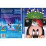 Aconteceu De Novo No Natal Do Mickey - Dvd Original Usado