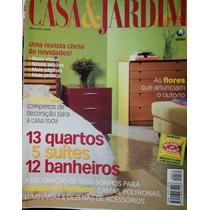 Revista Casa & Jardim Nº 531 - Abril/1999