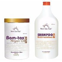 Bottox Capilar S/formol + Shampoo New Frete Gratis