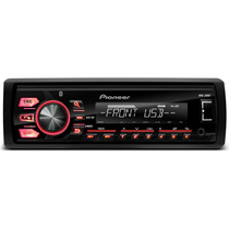 Som Carro Pioneer Mvh-288bt 1 Din Usb Android Mp3 Bluetooth