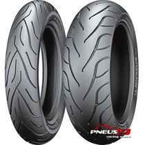 Combo Pneu Moto Michelin 140/75 R17 + 200/55 R17 Comander Ii