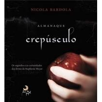 Livro Almanaque Crepúsculo Nicola Bardola