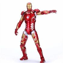 Boneco Armadura Mark 43 Iron Man