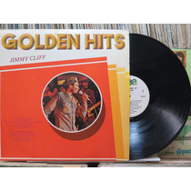 Jimmy Cliff Golden Greatest Hits Lp Wea 1983 Stereo