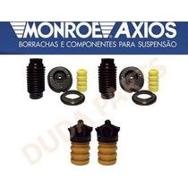 Kit Amortecedor Coxim Batente C3 Aircross - 04 Rodas