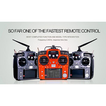 Radiolink At10 Rc Transmisor 2.4g Receptor Futaba Jr Turnigy