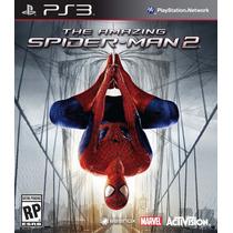 The Amazing Spider Man 2 - Homem Aranha 2 - Código Psn