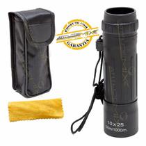 Mini Telescópio Monocular 10x25 Zoom 10x Monóculo 96m/1000m