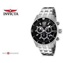 Relogio Invicta 0621 Pro Diver Swiss Movimento Daytona