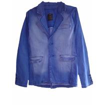 Blazer Jeans Masculino Premium Denim