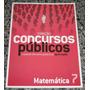 Livro - Matemática Para Concursos