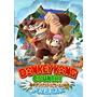 Jogo Donkey Kong Country Tropical Freeze Wiiu Novo Americano