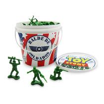 Toy Soldiers Balde Com 60 Soldados 26762 Toy Story - Toyng