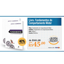 Livro: Fundamentos Do Comportamento Motor