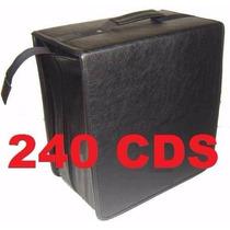 Pasta Porta Cd E Dvd