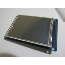 Display Shield Tela Lcd Tft 3.2 320x480 Arduino Mega Due