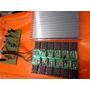Placa Amplificador 1100w  dissipador   A1 Gradiente