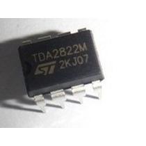 Tda2822m Dip8   Tda2822 Novo Original