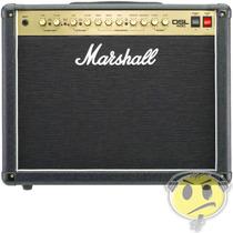 Cubo Amplificador Marshall Dsl40c 12 Valvulado Loja Kadu Som