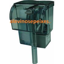 Filtro Externo Hang-on Flow 60 220 V. Alevinos E Peixes
