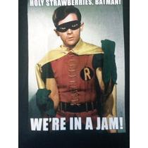 Camisa Robin - Original - Importada - Nova