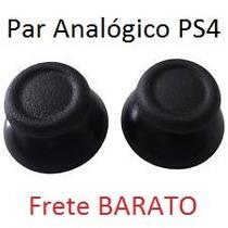Par Botão Analógico Controle Playstation 4 Ps4 Frete Barato