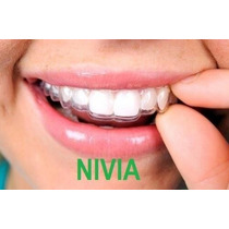 Moldeira Termo Moldável Clareamento Dentes