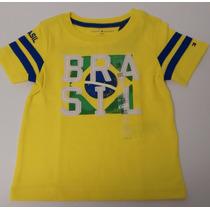 Tommy Hilfiger Camiseta Infantil Tamanho 18 Meses Brasil