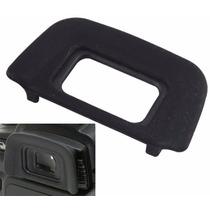 Ocular Eyecup Nikon Dk-20 D5100 D3200 D3100 D40 D5000 D3000