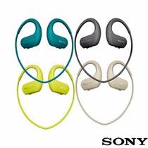 Sony Nwz-w273s 4gb Walkman Sports Mp3 Player À Prova De Água