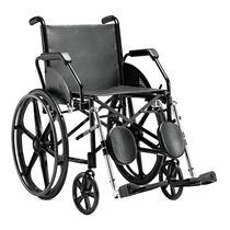 Cadeira De Rodas Dobrável - Modelo 1016 - Pneu Inflavel
