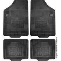 Jogo De Tapete Borcol Original Volkswagen Amarok Preto