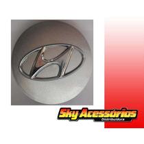 Calota Centro De Roda Hyundai ( Informe Qual Seu Carro )