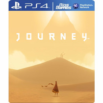Journey - Psn Ps4 Vip Riosgames